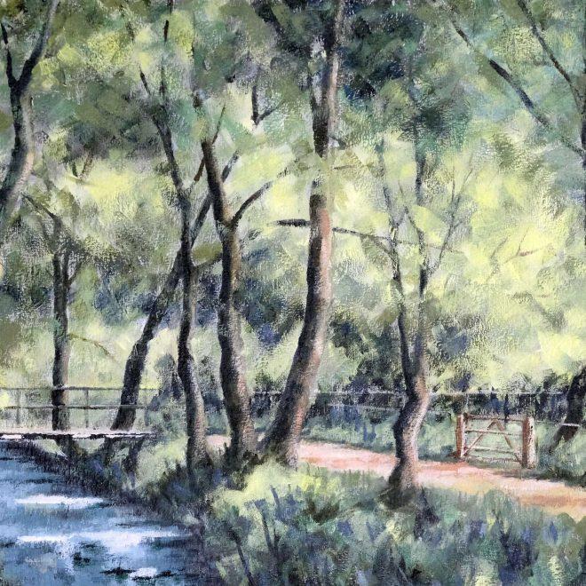 A Walk by the Stream (Ros Ridley)