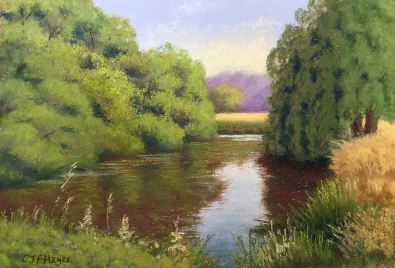 And Quiet Flows the Cam (Colin Hayes)