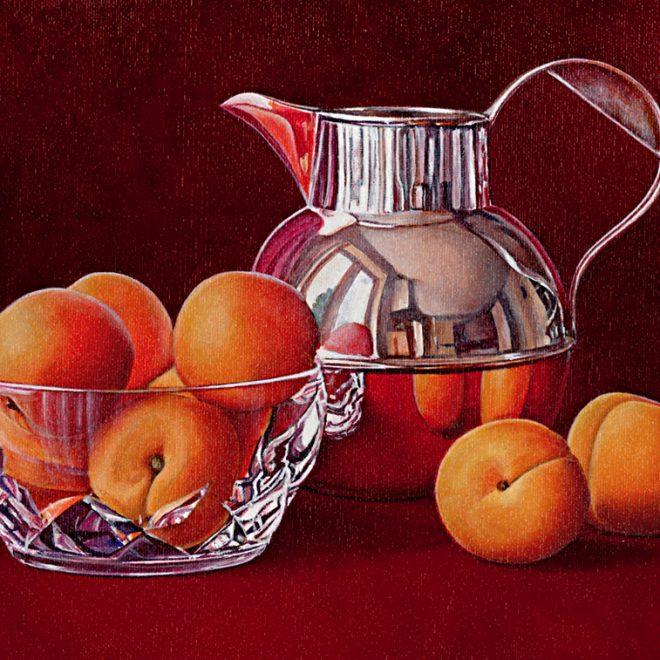 Apricots (David John Leathers)
