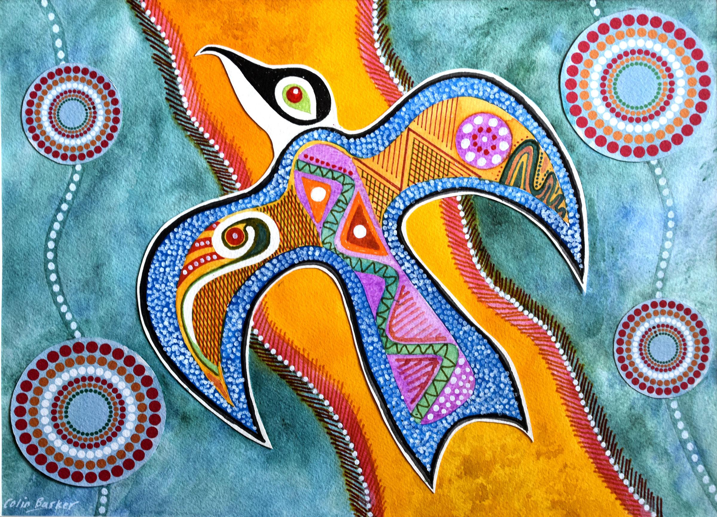 Bird of Australia (Colin Barker)