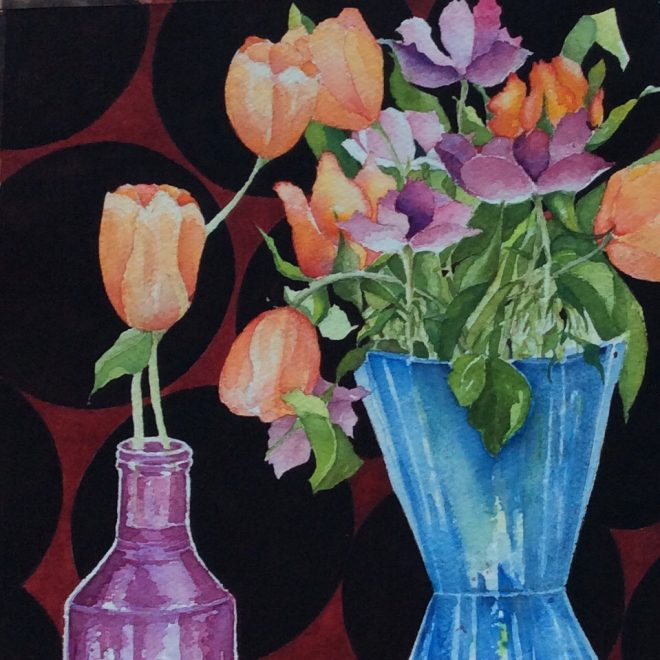Birthday Bouquet (Pat Stoten)