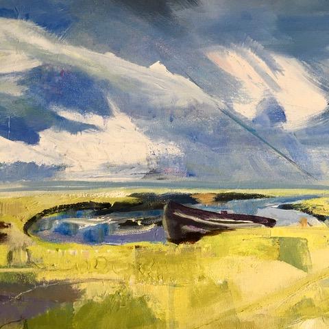 Blakeney Marshes (Binnie Macellari)