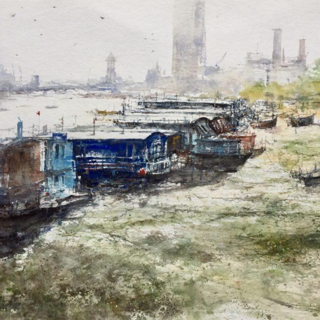 Chelsea Houseboats (Yang Yuxin)