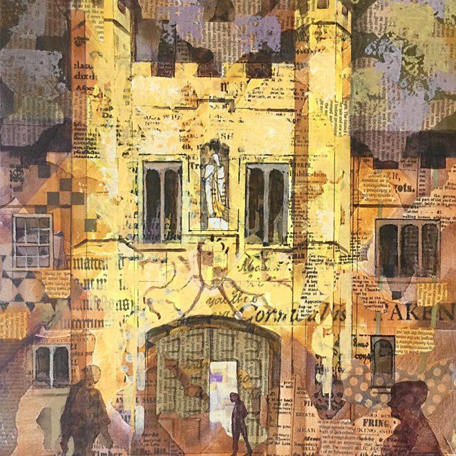 Christs College Gatehouse (John Tordoff)