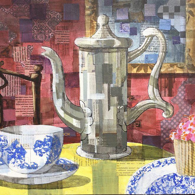 Coffee and Cake (John Tordoff)