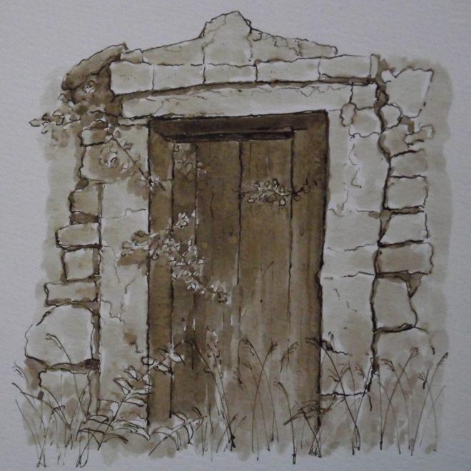 Door in the Wall, Puglia (Colin Hayes)