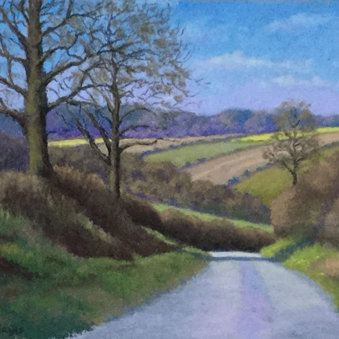 Down Hollow Road (Colin Hayes)