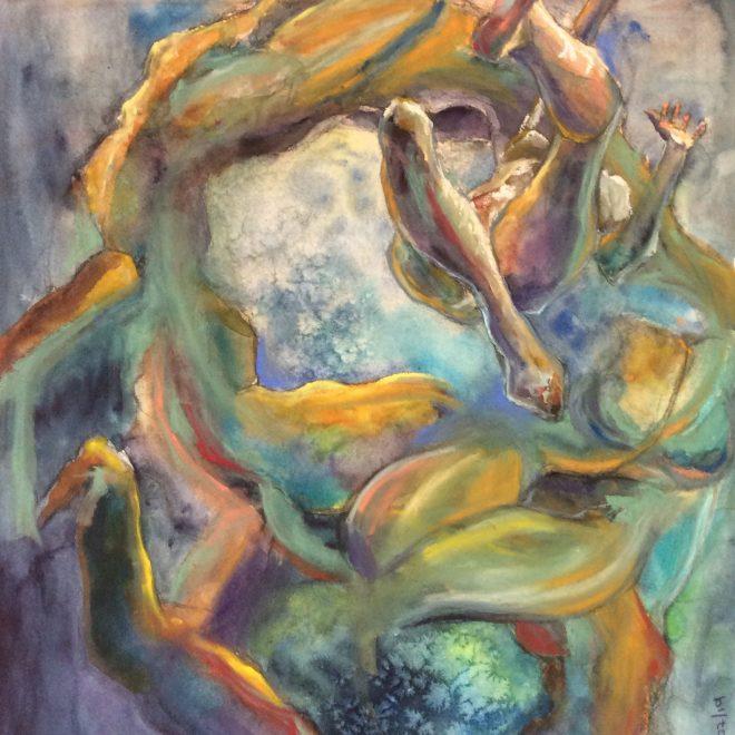 Drowning (Francesca Gagni)