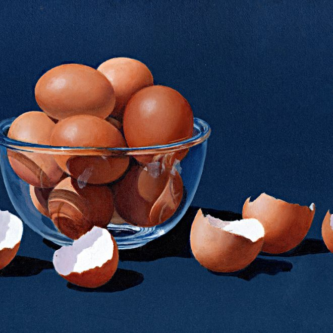 Eggs And Shells (David John Leathers)