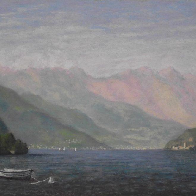 Evening, Lake Como (Colin Hayes)