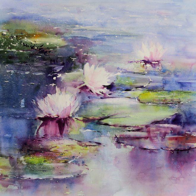 'Flora, Water and Light ( Chris Lockwood )'