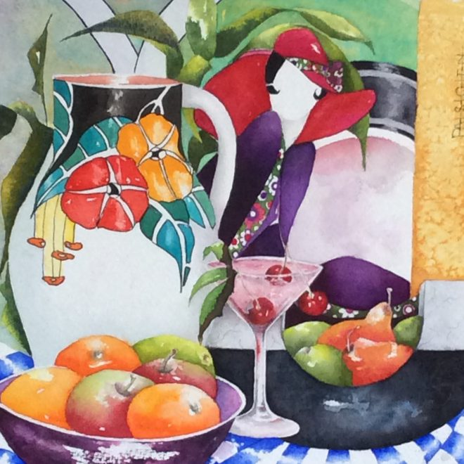 Fruit Cocktail (Pat Stoten)