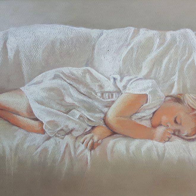 Gentle Sleep (Rachel Haynes)