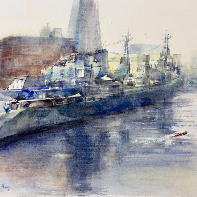 HMS Belfast (YangYuxin)