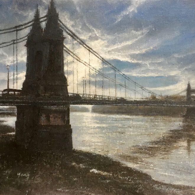 Hammersmith Bridge (Yang Yuxin)