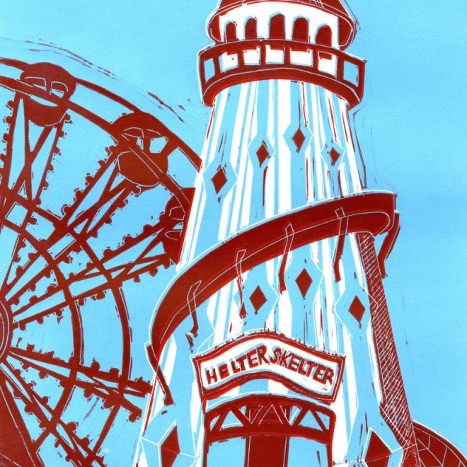 Helter Skelter (Clare Trowell)