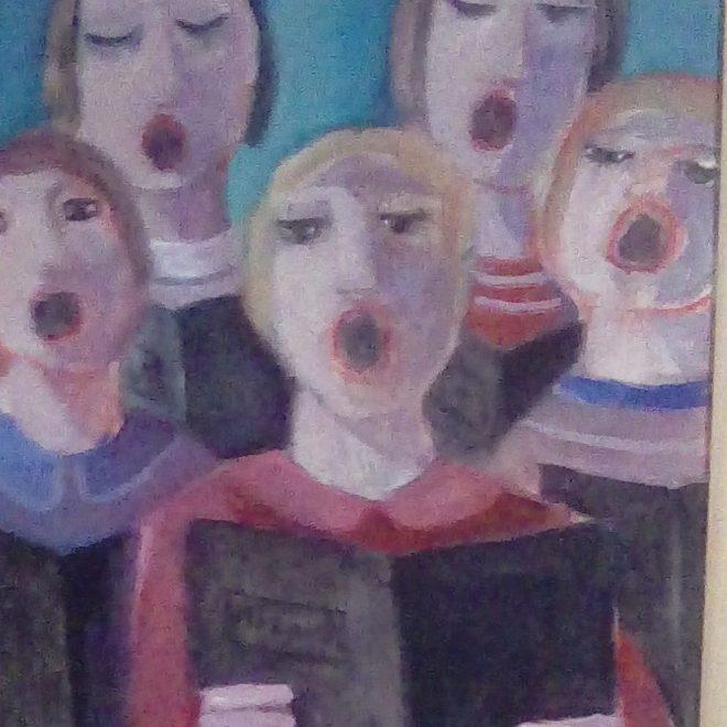 In Full Voice (Barbara Rogers)
