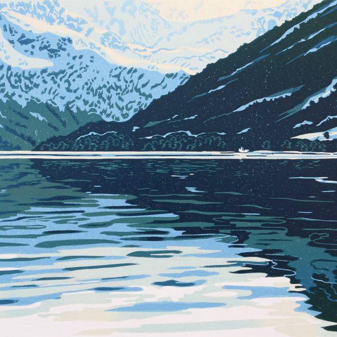 Into the Blue (Nina Sage)
