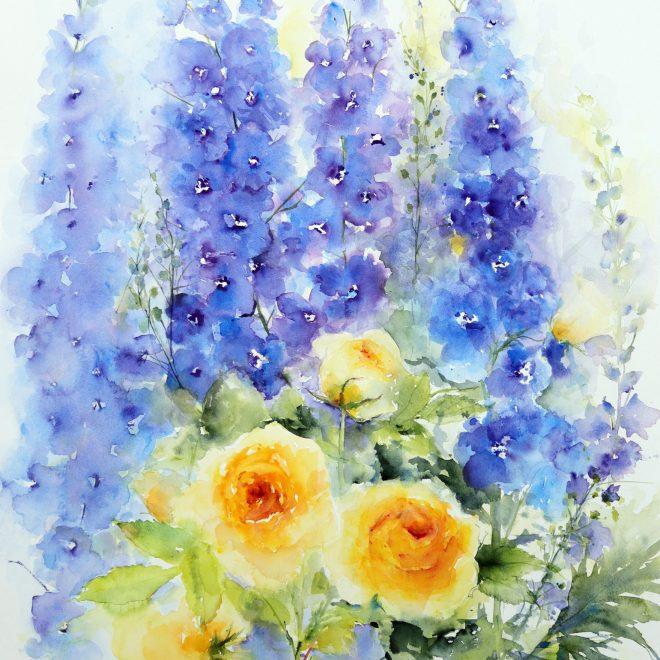 June Garden (Chris Lockwood )