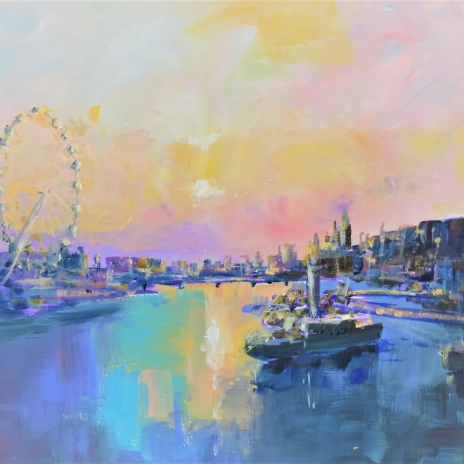 London Eye (Dan Walmsley)