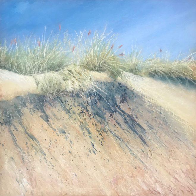 Lost amongst the sand dunes (Lynn Norton)