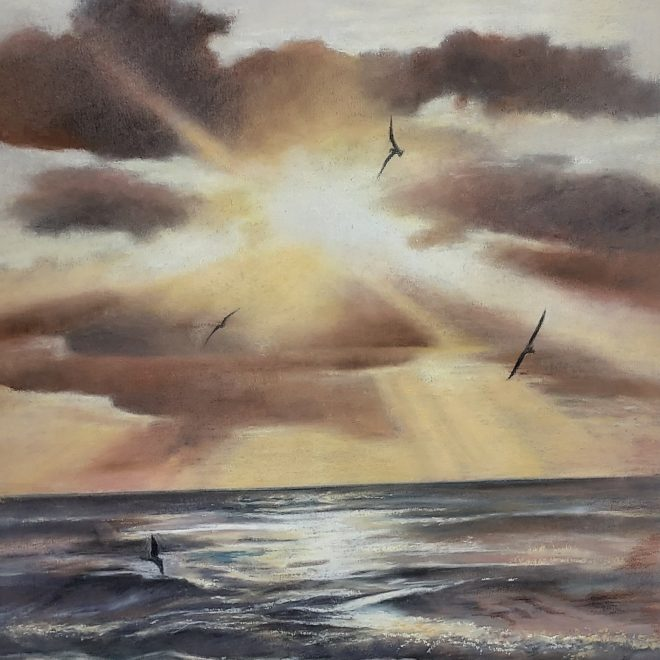 Miami Sunset (Rachel Haynes)