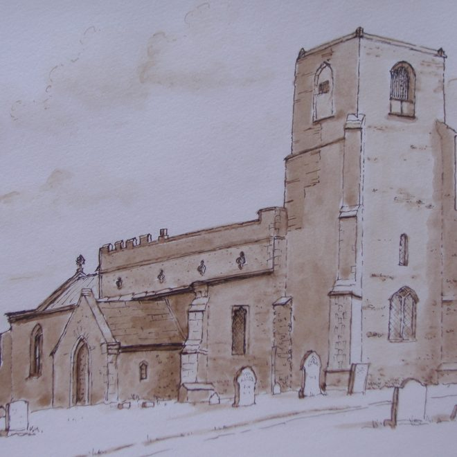 Morston Church, Norfolk (Colin Hayes)