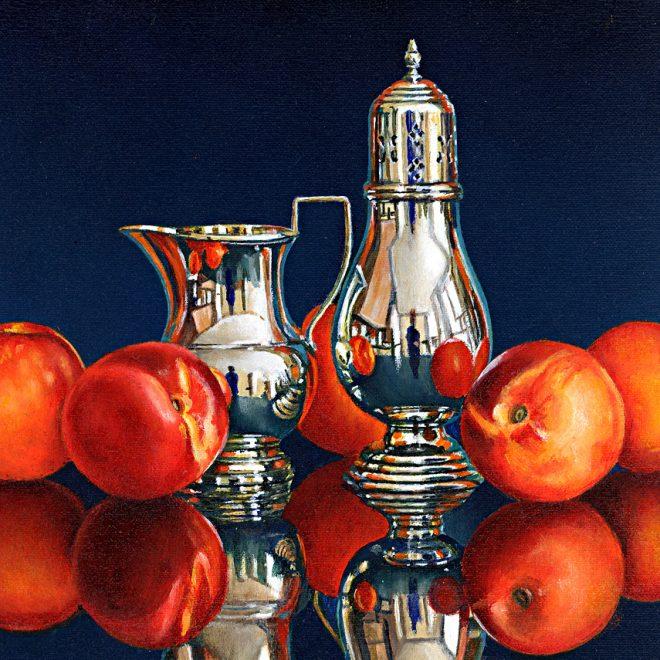 Nectarines (David John Leathers)