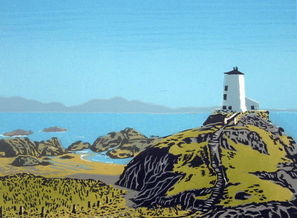 Path to the Old Lighthouse (Nina Sage)