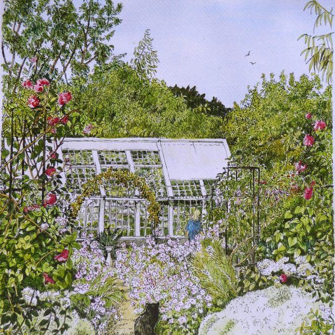 Peckover House garden (Fran Godwood)