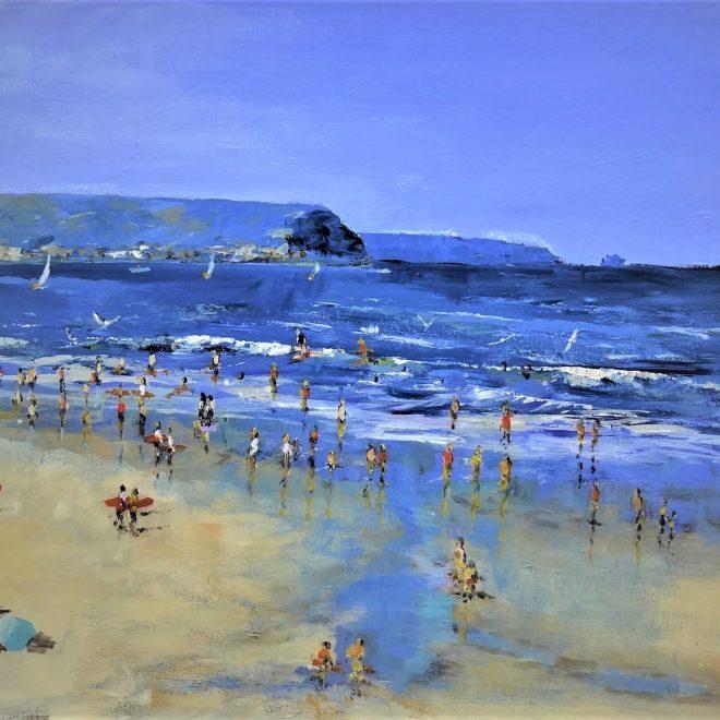 Polzeath Cornwall (Dan Walmsley)