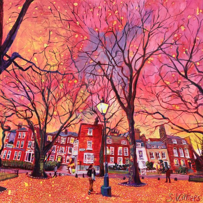 Pond Square Light (Sonia Villiers)