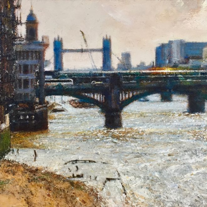 Queenhithe, Thames (Yang Yuxin)