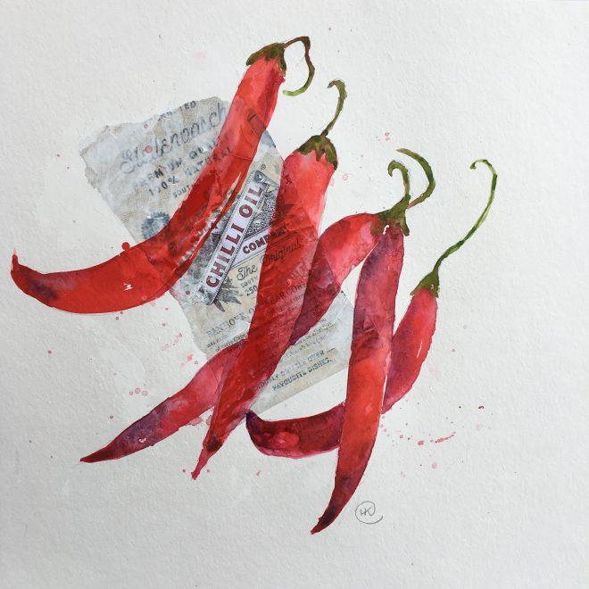 Red Hot (Helen Clarke)