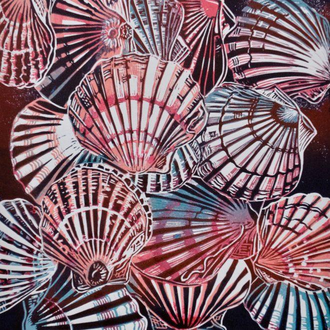 Red Scallops (Nina Sage)