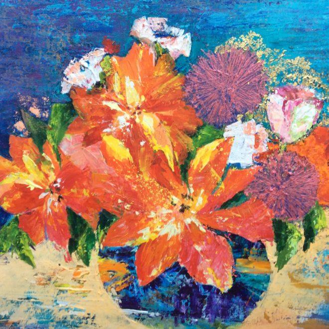 Red Tulips (Pat Stoten)