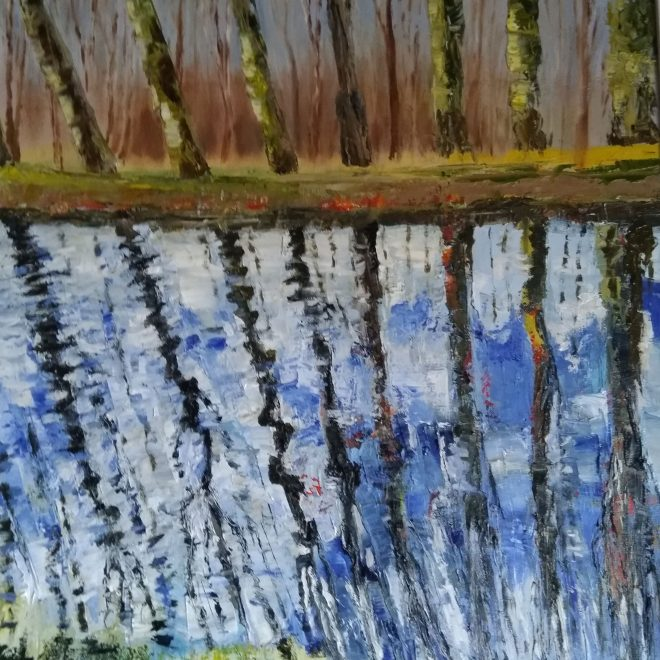 Reflections in the Lode (Barbara Hope)