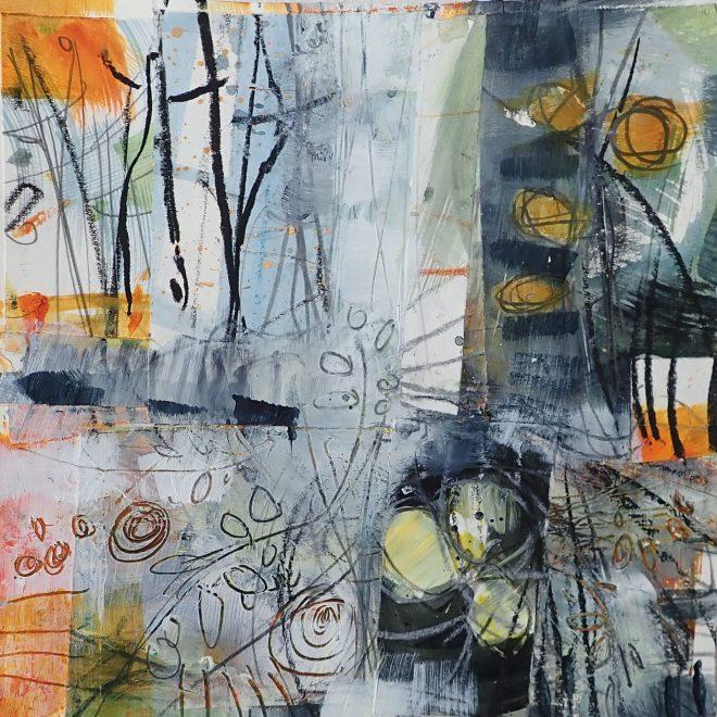 Riverside Autumn IV (Frances Campbell)