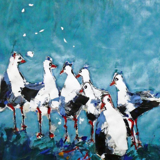 Seagull Paradise (Irene Wilkes)