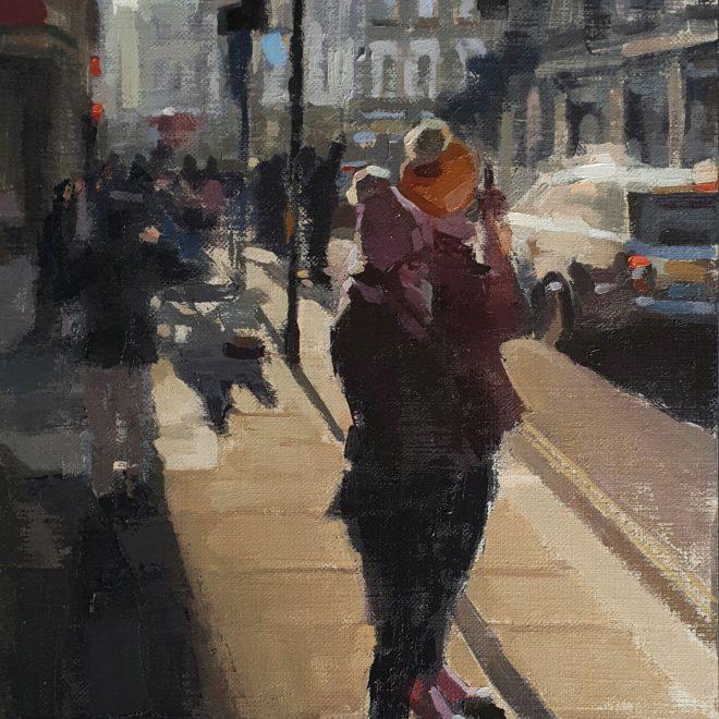 Shaftesbury Avenue London (Craig Allan Lee)