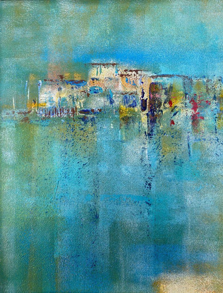 Shimmering Sea (Christine Wilson)