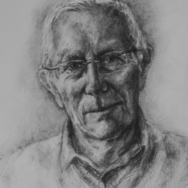 Steve Trudgill, Fellow Robinson College (Diane Firth)jpeg