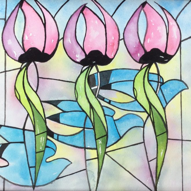 The Art of Glass I (Pat Stoten)