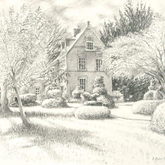 The Manor, Hemingford Grey 1 (Ann Brown)