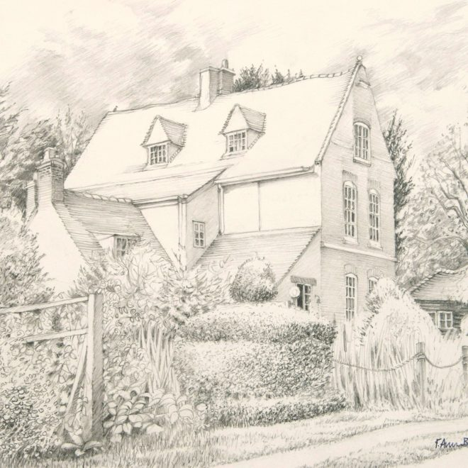 The Manor, Hemingford Grey 2 (Ann Brown)