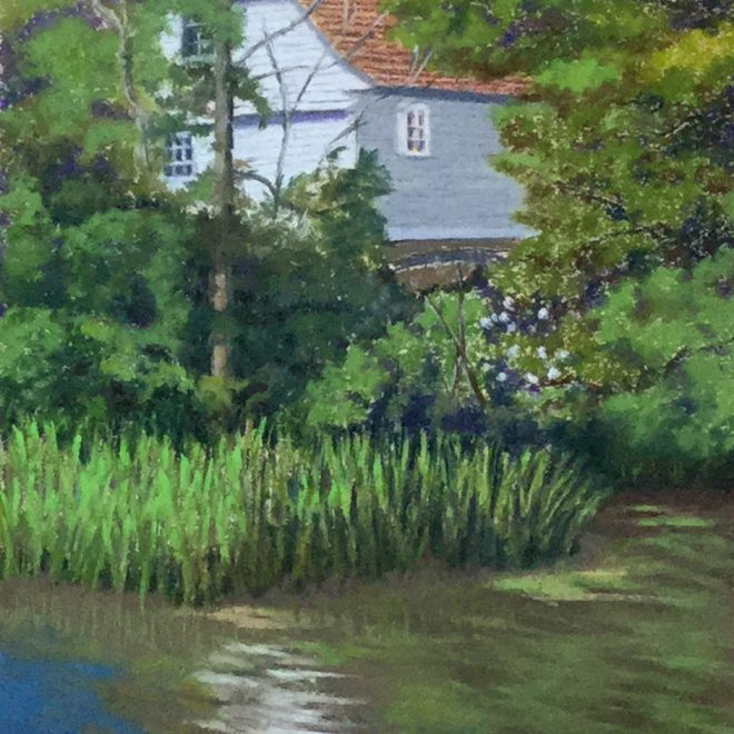The Mill Pool (Colin Hayes)