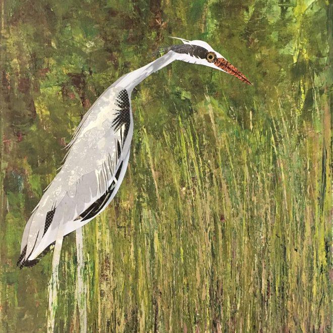 The Morning Heron (E J Taylor)