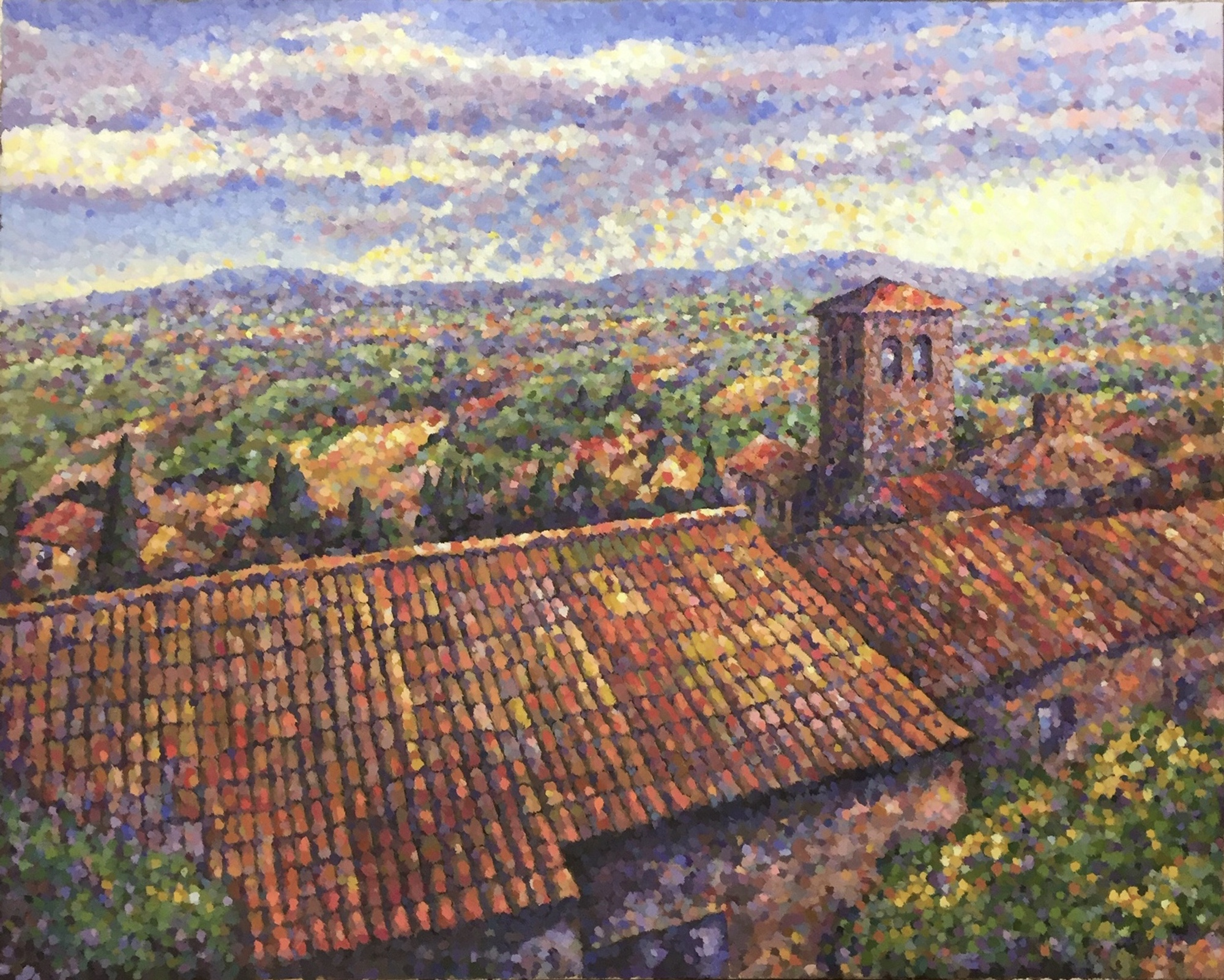 The View from Assisi (Chris Hewitt)