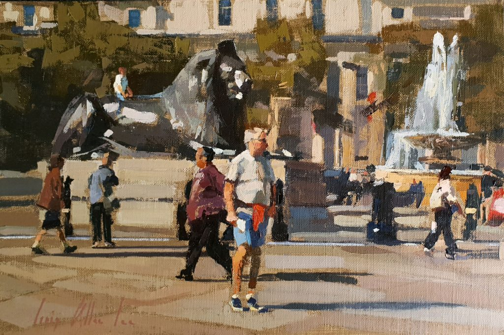 Trafalgar-Square (Craig Allan Lee)