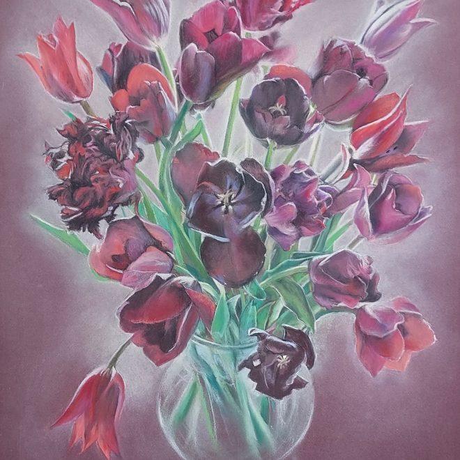 Tulips (Rachel Haynes)